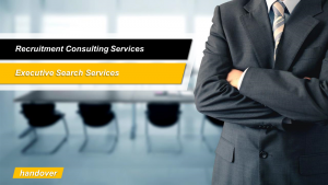 Executive Search Services